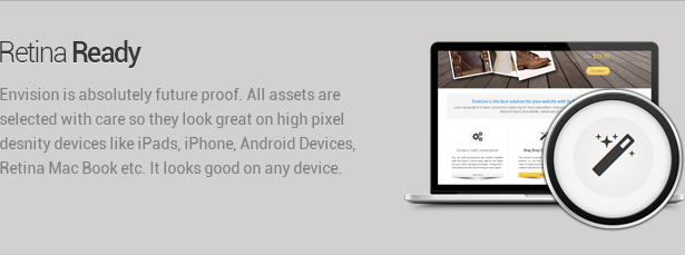 Envision - Responsive Retina Multi-Purpose Theme